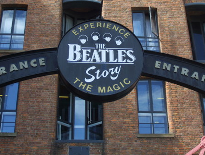 Liverpool Inn, located close to The Beastles Museum, The Beatles Story is a visitor attraction dedicated to the 1960s rock group The Beatles in Liverpool, England.